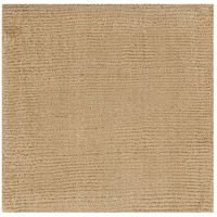 Surya M263-1616 Mystique 18 X 18 inch Khaki Indoor Area Rug, Sample photo thumbnail