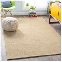 Surya M263-913 Mystique 156 X 108 inch Khaki Rugs, Wool alternative photo thumbnail