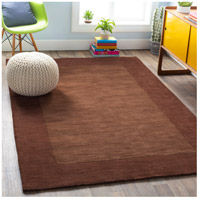 Surya M294-1215 Mystique 180 X 144 inch Dark Brown Rugs, Wool alternative photo thumbnail