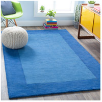 Surya M308-1215 Mystique 180 X 144 inch Dark Blue Rugs, Wool alternative photo thumbnail