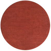 Surya M331-8RD Mystique 96 inch Rust Rugs, Wool photo thumbnail