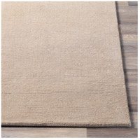 Surya M335-6RD Mystique 72 inch Taupe Rugs, Wool alternative photo thumbnail