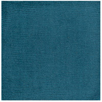 Surya M342-1616 Mystique 18 X 18 inch Bright Blue Indoor Area Rug, Sample photo thumbnail