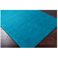 Surya M342-1616 Mystique 18 X 18 inch Bright Blue Indoor Area Rug, Sample alternative photo thumbnail