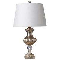Surya MAF-100 Mayfair 26 inch 100 watt Gilded Table Lamp Portable Light