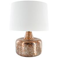 Surya MCH-001 Micah 100.00 watt Table Lamp Portable Light