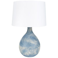 Meadowside 29 inch 40 watt Sandblasted Table Lamp Portable Light