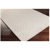Surya MDR1025-58 Moderne 96 X 60 inch Neutral and Neutral Area Rug, Wool alternative photo thumbnail