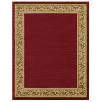 Surya MID4740-710103 Midtown 121 X 94 inch Dark Red/Wheat/Camel/Sage Rugs, Olefin photo thumbnail