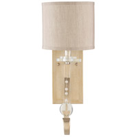 Surya MLD-002 Medland 1 Light 9 inch Light Gray/White Wall Sconce Wall Light