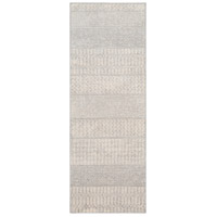Surya MOC2306-23 Monaco 36 X 24 inch Silver Gray/Medium Gray/Cream Rugs photo thumbnail