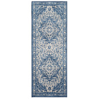 Surya MOC2316-43511 Monaco 71 X 51 inch Bright Blue/Navy/Cream Rugs photo thumbnail