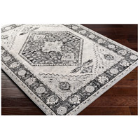 Surya MOC2329-2773 Monaco 87 X 31 inch Black/Cream/Silver Gray/Medium Gray Rugs alternative photo thumbnail