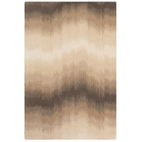 Surya MOI1012-576 Mountain 90 X 60 inch Brown and Neutral Area Rug, Wool photo thumbnail