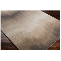 Surya MOI1012-576 Mountain 90 X 60 inch Brown and Neutral Area Rug, Wool alternative photo thumbnail