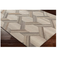 Surya MOI1014-810 Mountain 120 X 96 inch Yellow and Neutral Area Rug, Wool alternative photo thumbnail