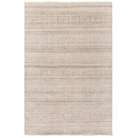 Masha 108 X 72 inch Gray and Brown Area Rug, Wool and Silk
