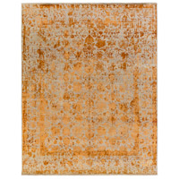 Masha 108 X 72 inch Neutral and Neutral Area Rug, Wool and Silk