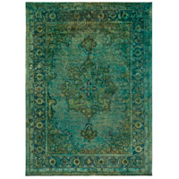 Surya MYK5009-811 Mykonos 132 X 96 inch Olive/Teal/Sage/Emerald Rugs, Wool photo thumbnail