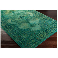 Surya MYK5009-811 Mykonos 132 X 96 inch Olive/Teal/Sage/Emerald Rugs, Wool alternative photo thumbnail