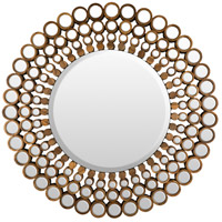 Nectar Brown Wall Mirror Home Decor
