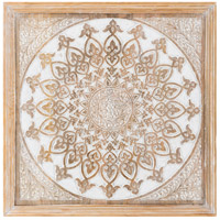 Surya NDI001-2424 Nadia Framed Art Square