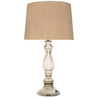 Surya NMN-002 Newman 29 inch 100 watt Khaki/Wheat Table Lighting Portable Light