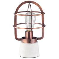 Surya OZY-001 Ozzy 11 inch 40 watt Table Lamp Portable Light