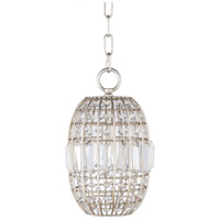 Surya PAU-001 Paulina 1 Light 7 inch Pendant Ceiling Light