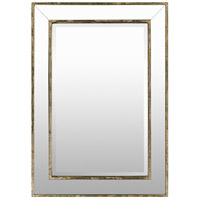 Pemberton 40 X 28 inch Silver Wall Mirror Home Decor