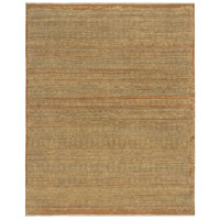 Palace 108 X 72 inch Brown and Neutral Area Rug, Wool