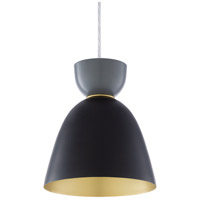 Surya PMC-001 Prismatic 1 Light 9 inch Pendant Ceiling Light