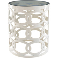 Surya POA001-161619 Paola Stool Home Decor