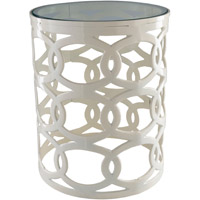 Surya POA002-161619 Paola Stool Home Decor