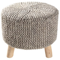 Surya POD-001 Prado Medium Gray/N/A/Charcoal/Cream Furniture