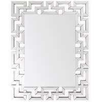 Radcliff 45 X 36 inch Silver Wall Mirror Home Decor