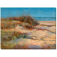 Surya RO124A001-1814 Morning by the Sea Wall Art, Rectangle, Eternal photo thumbnail