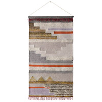 Anaruz 36 inch Wall Rug, Rectangle
