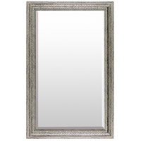 Roseville 47 X 30 inch Silver Wall Mirror Home Decor