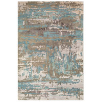 Surya RTE2301-23 Arte 36 X 24 inch Sage and Teal Area Rug, Rectangle photo thumbnail