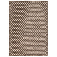 Ravena 36 X 24 inch Brown and Neutral Area Rug, Wool
