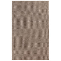 Ravena 63 X 39 inch Brown and Neutral Area Rug, Wool