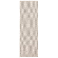 Ravena 96 X 30 inch Neutral and Neutral Runner, Wool