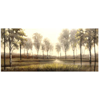 Sunrise Landscape 30 inch Art Print, Rectangle