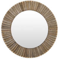 Signature Bronze Wall Mirror Home Decor