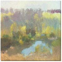 Yellow Pond Wall Art, Square, Eternal