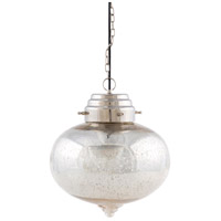 Surya TEL-001 Martel 1 Light 14 inch Pendant Ceiling Light