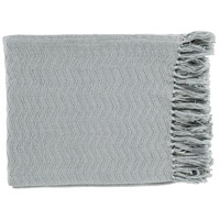 Thelma Grey Throw