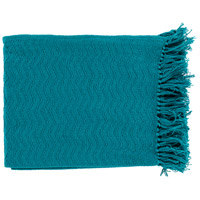 Thelma Blue Throw
