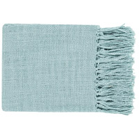 Tilda 59 X 51 inch Blue Throw